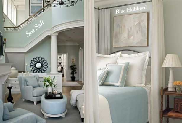 I Am Not Happy With The Dockside Blue That I Painted The Living Room And I Am Thinking One Of