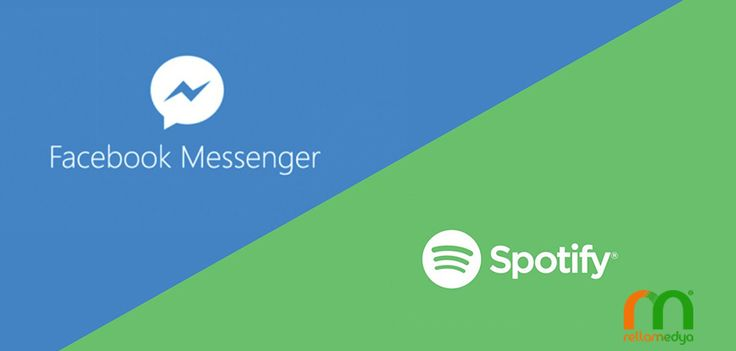 Facebook Messenger artık Spotify önerileri sunacak Devamı; https://goo.gl/b5b6Z4 #Rellamedya #Teknoloji #Facebook #Spotify