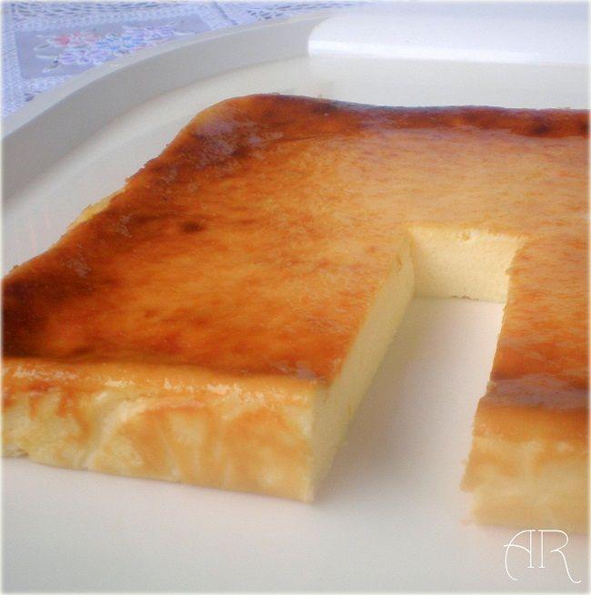 Pastel de Limón y Queso (Thermomix)
