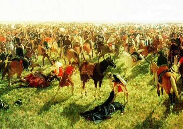 Batalha de Sarandi, na Guerra da Cisplatina