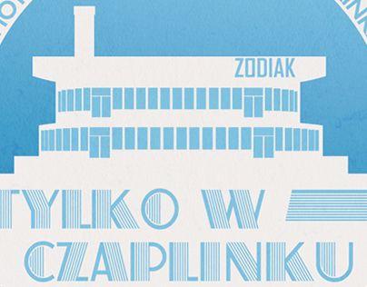 """Check out new work on my @Behance portfolio: """"Tylko w Czaplinku"""" http://be.net/gallery/41521621/Tylko-w-Czaplinku"""