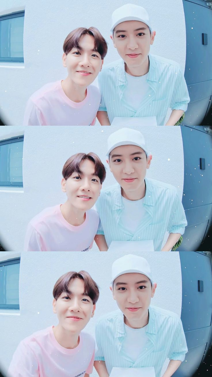 "[NATURE REPUBLIC X EXO] ""EXO is here for A/S!"" #Chanyeol #Baekhyun"