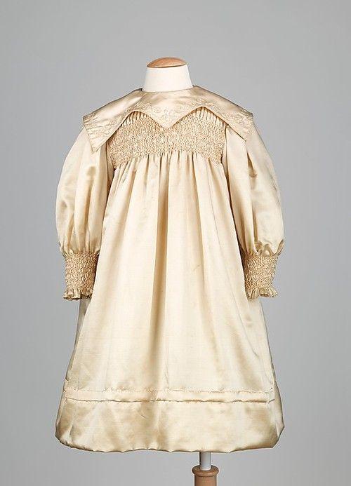 Child's Dress  Liberty & Co., 1900-1905  The Metropolitan Museum of Art