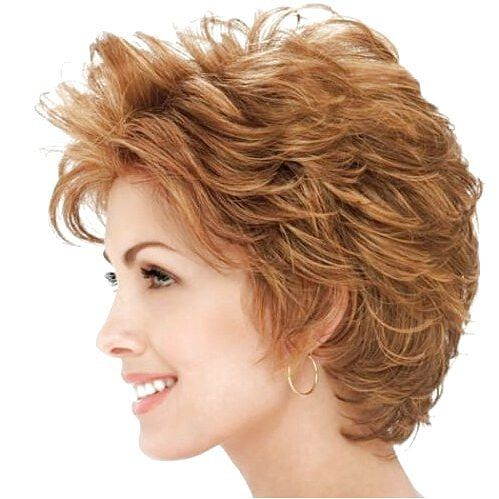 Bildresultat f�r Short Fine Hairstyles for Women Over 50 - click on the image or link for more details.