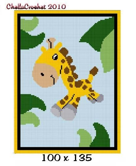 INSTANT DOWNOAD cross stitch Chella Crochet por chellacrochet