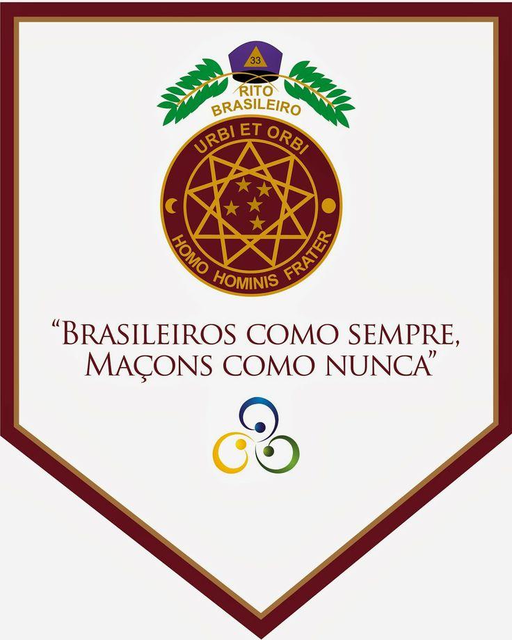 RITO    BRASILEIRO   DE MAÇONS ANTIGOS LIVRES E ACEITOS - MM.´.AA.´.LL.´.AA.´.: SERMAÇOM AO INFINITO, SERBRASILEIRO, 100ANOS DE RI...