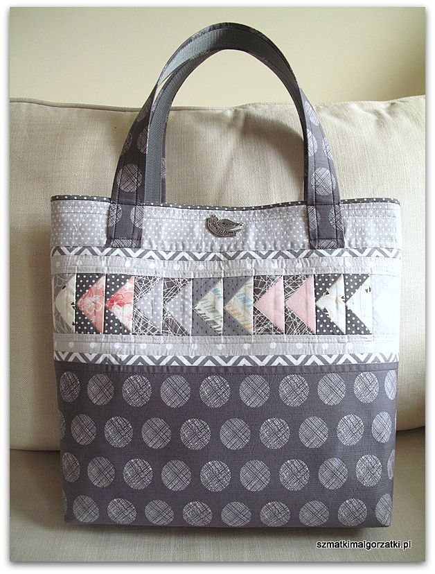 Quilted hand bags amateur