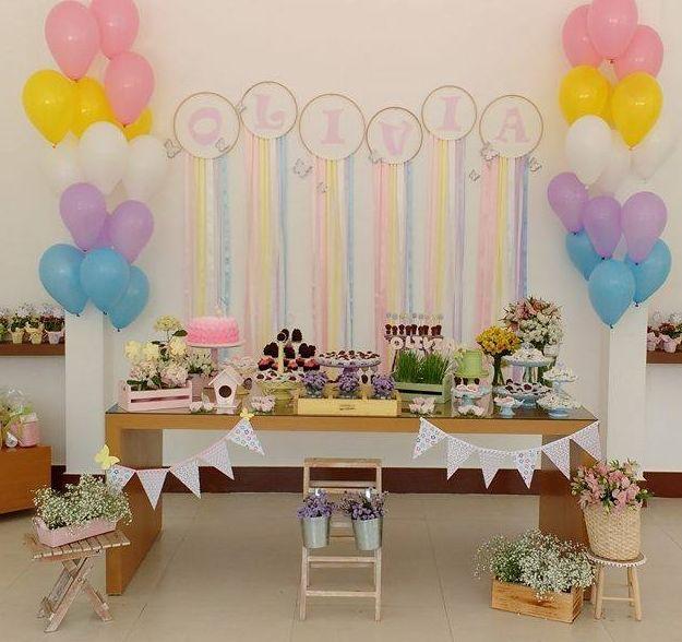 A Fê faz...: Jardim Candy Colors