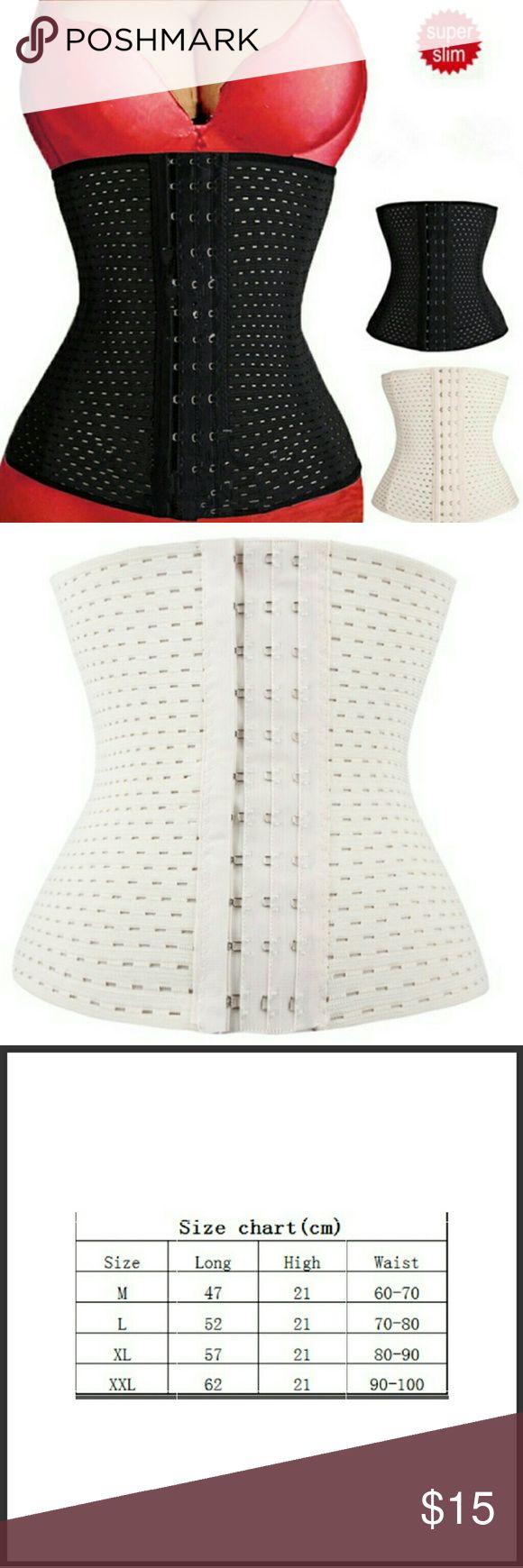Waste slimming corset Waste slimming corset Intimates & Sleepwear Shapewear