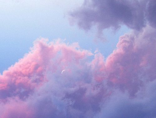 grunge, hipster, pastel, photography, tumblr, aesthetic, moon, pretty, sky, indie, awesome, soft grunge, pale, clouds