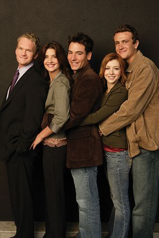 How I Met Your Mother – Wallpaper for iPhone
