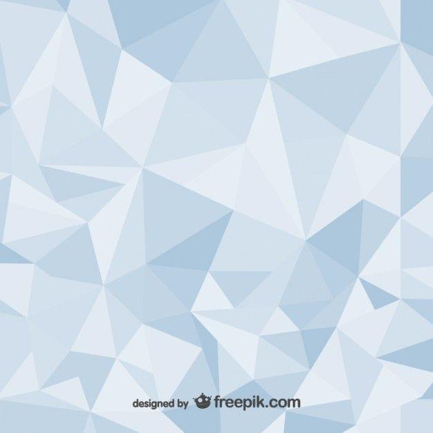 多角形の抽象的な背景デザイン