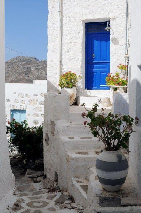 Χώρα, Σέριφος~ Chora, Serifos Island  Greece Art & Architecture