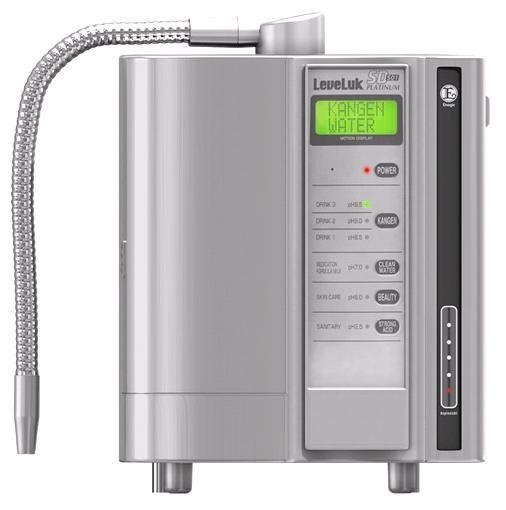 Kangen Water Machine - Level Luk sd 50 Platinum       -    WaterIonizer.com