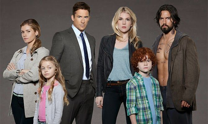 Tv Shows Over The World: The Whispers 2015