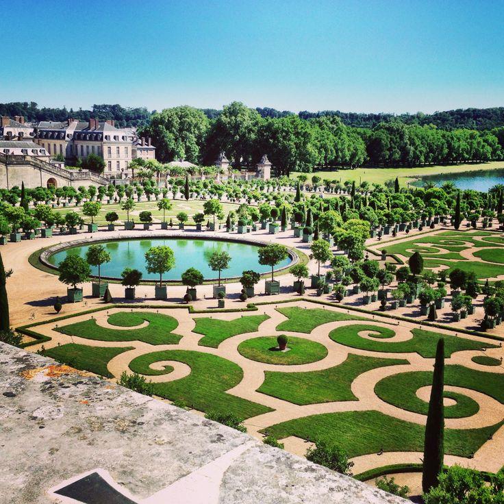 Ahhhhhh, Versailles. C'était tellement beau!