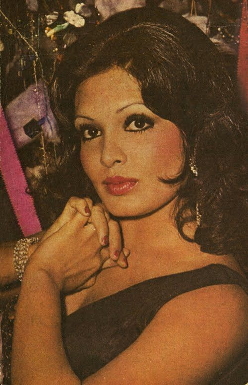 Parveen Babi Indian Classic Actress Album