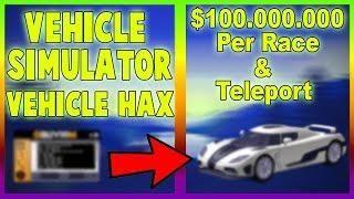 Vehicle Simulator Roblox Money Glitch New Working Roblox Vehicle Simulator Hack Exploit Speed Autowin Inf Cash Free Roblox Simulation Cool Gifs