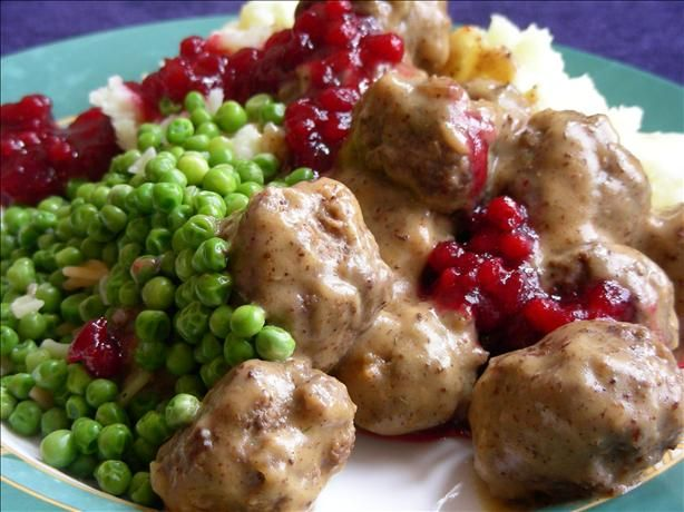 Another very good Swedish Meatballs recipe. Meatballs are one thing I really like having made ahead.