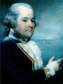 Captain Bligh of The Bounty by John Russell