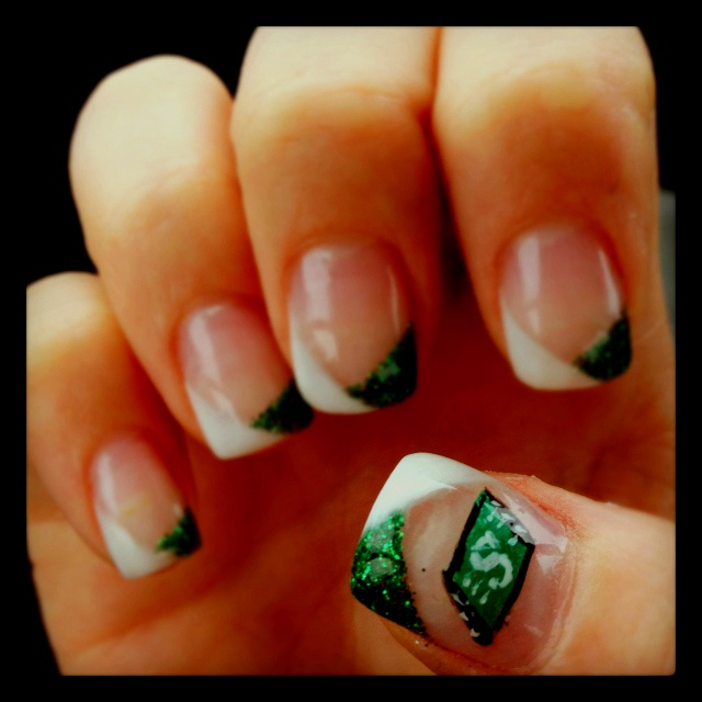 Saskatchewan roughriders nails !