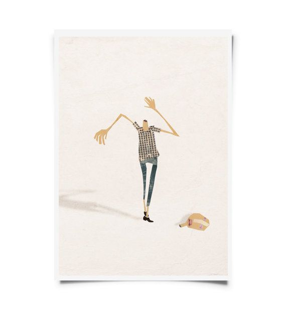Headless - Limited Edition Fine Art Print