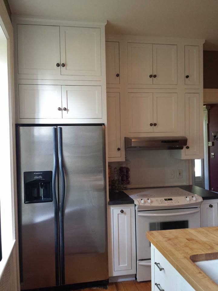 Painting Kitchen Cabinets Idea Box by R.V.R. Farris   Diy