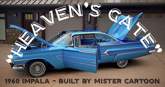 1960 Chevy Impala Lowrider Hydraulics Sound System Power Windows Locks Moon Roof For Sale Photos Technical Lowrider Hydraulics 1960 Chevy Impala Chevy Impala