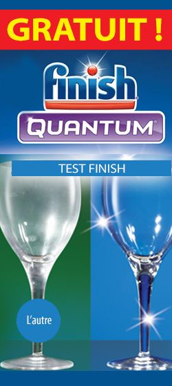 Finish Quantum gratuit après remboursement. Fin le 16 novembre.  http://rienquedugratuit.ca/echantillon-gratuit/finish-quantum-gratuit/