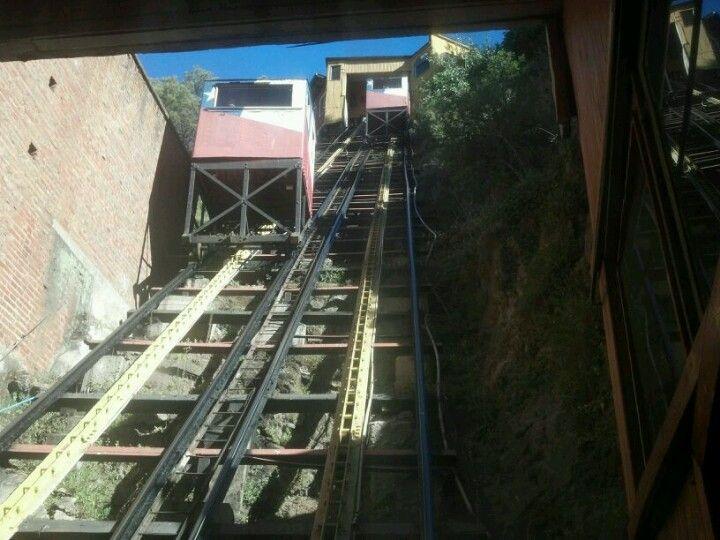 Ascensor Cerro Concepción in Valparaíso, Valparaíso