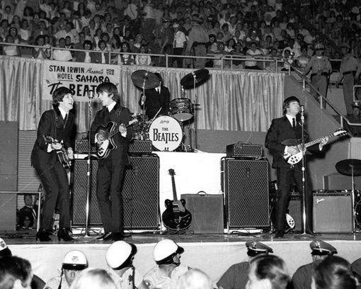 The Beatles (Las Vegas 1964)