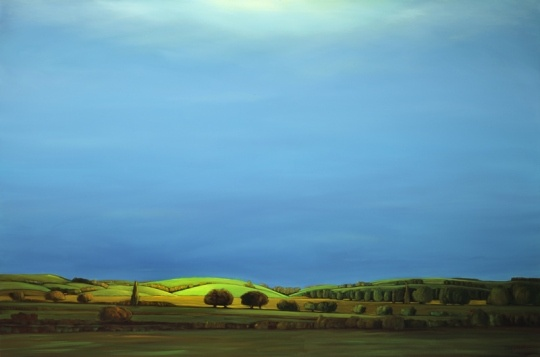 Ross Penhall: Just the Land