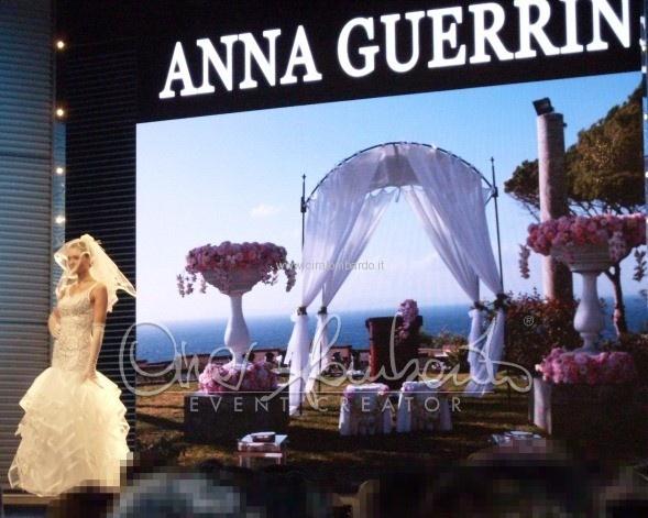 Sfilata abiti da sposa alta moda 2013 Atelier Anna Guerrini