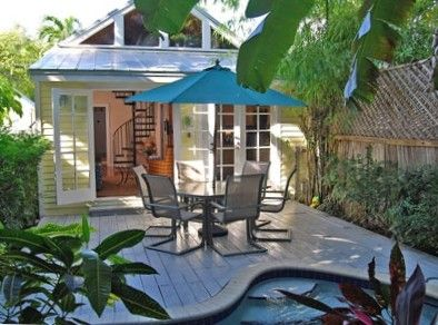 Private Homes, Historic Seaport Vacation Rental - VRBO 54945 - 3 BR Key West House in FL, Mojitoville: Pet-Friendly Old Town Cottage with Private Pool