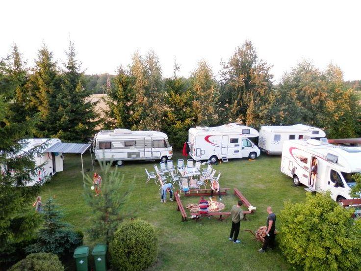 Noclegi camping - Biebrza24