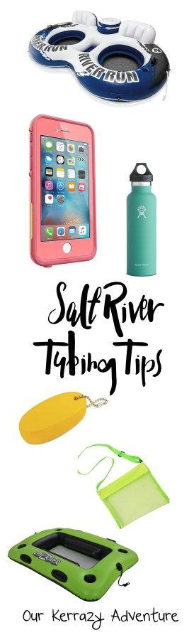 Salt River Tubing Tips and Information- Our Kerrazy Adventure-What to do in Arizona