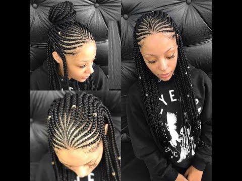 Keyword Latest Cornrow Hairstyles Different Types Of Cornrows African Designs Big Nigerian Cornro