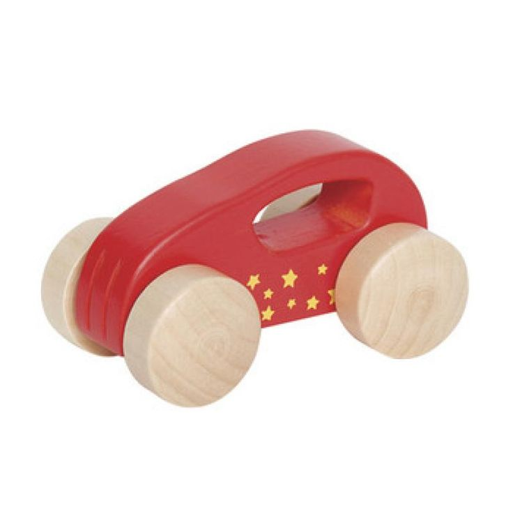 Little Autos Red - Hape for sale by Little Shop of Treasures. Other Hape available now at LSOT.