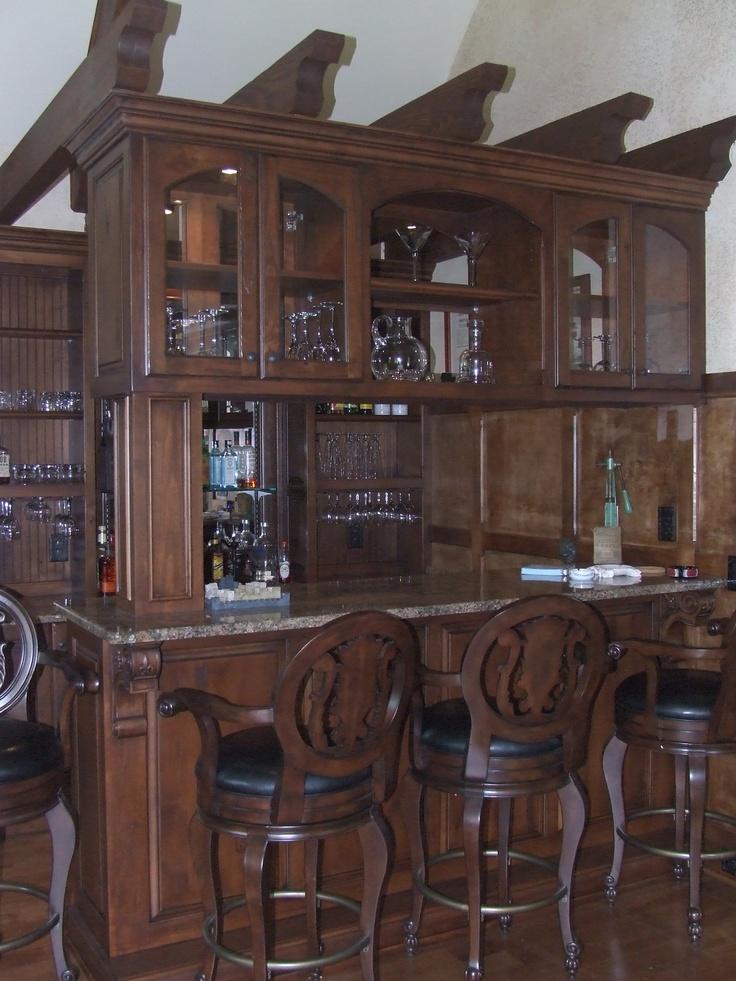 Built in bar joy studio design gallery best design - Built in bar cabinets ...
