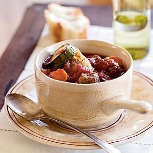 Provençal Beef Stew | MyRecipes.com