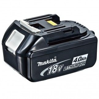 £56.99 from UK Tool Mart. Makita BL1840 18V 4.0Ah Li-Ion Battery (196399-0)