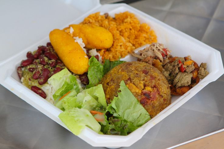 Puerto Rico Food | ... food truck fare, Da Puerto Rican Food Truck has something for you