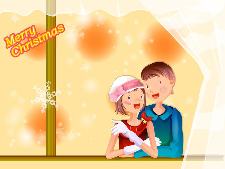 Christmas Background for PowerPoint
