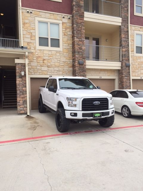 2015 White FX4 Lifted - Ford F150 Forum - Community of Ford Truck Fans