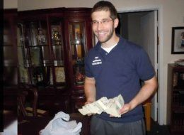 One rabbi got more than he bargained for - literally - in a purchase from Craigslist...