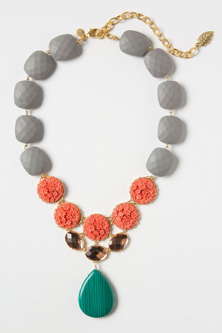 Statement Necklaces, Jewelry Necklaces, Style, Colors, Necklaces Anthropology, Anthropology Necklaces, Diy Jewelry, Anthropologie Com, Amborella Necklaces