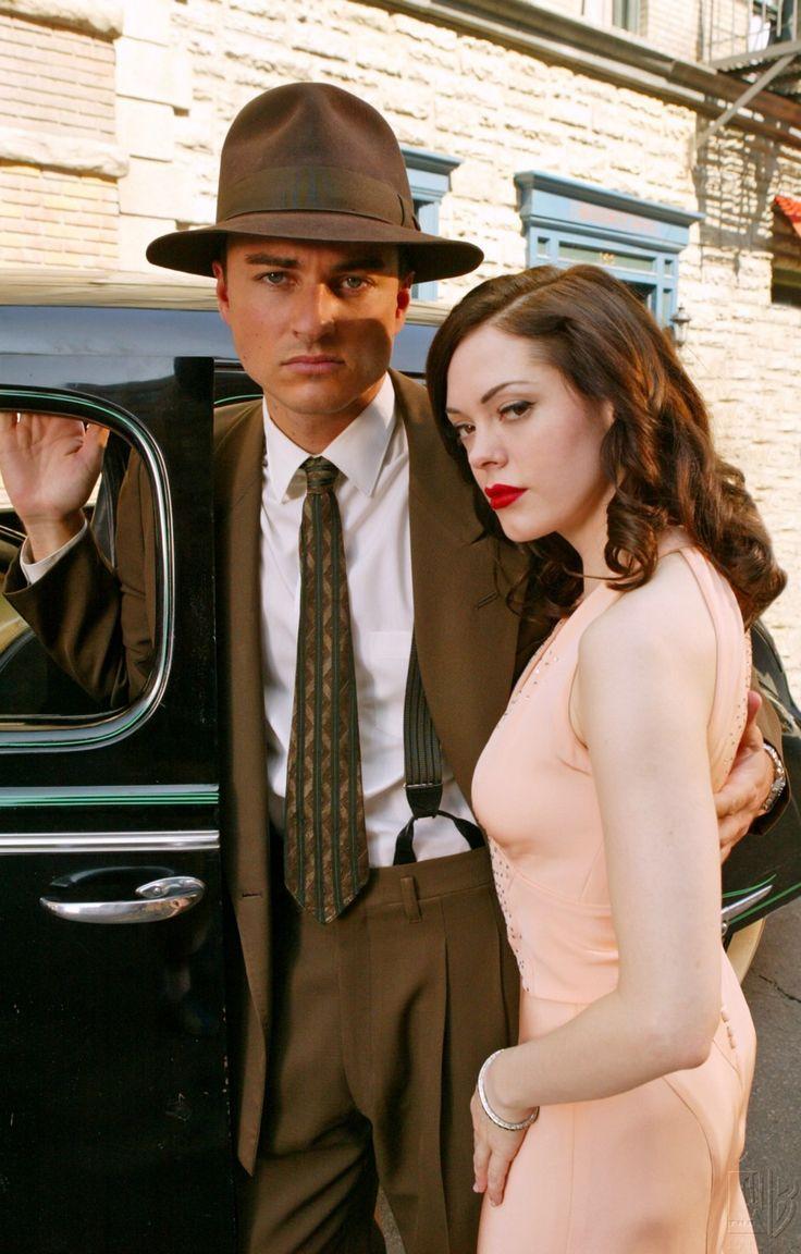 Kyle & Paige | Charmed Noir