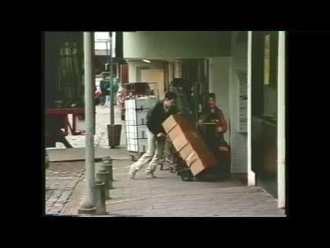 Hoogwater evacuatie Geldermalsen 1995 - YouTube