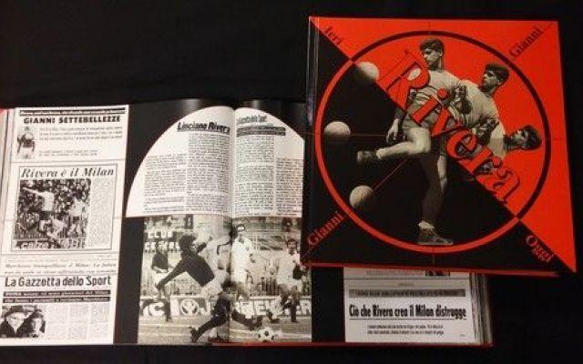 """Rivera, la bandiera del Milan dimenticata da Berlusconi Il titolo di uno dei libri che non dovrebbe mancare nella libreria di qualsiasi amante del calcio, non solo di quelli di fede rossonera è """"Gianni Rivera, autobiografia di un campione"""".  Già, perché  #calcio #milan #rivera #biografia #libro"""