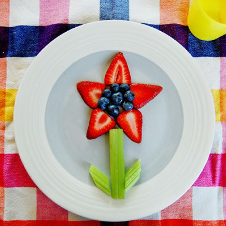 Creative Healthy Snacks For Kids